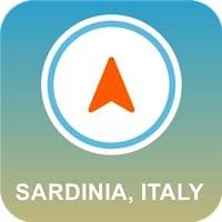 Sardinien, Italien Offline-GPS