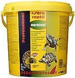 sera 01826 reptil Professional Herbivor 10 l - Pflanzen fressende