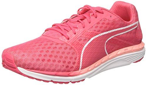 Puma Damen Speed 300 Ignite 3 Wn Cross-Trainer, (Paradise Pink-Soft Fluo Peach White), 40 EU -