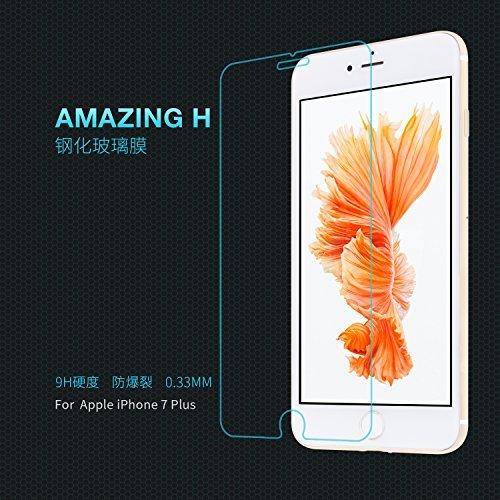 Nillkin H Nano Anti-Burst Tempered Glass Protective Film For Apple iPhone 7 Plus(5.5 Inch)