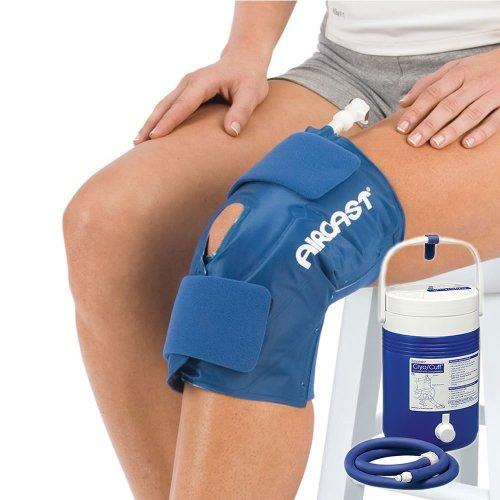 knie-kuhlmanschette-kaltetherapie-kompression-lindert-blutungen-schwellungen-bei-verletzungen-rehabi