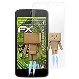 atFolix Displayschutz für Acer Liquid Zest Spiegelfolie - FX-Mirror Folie mit Spiegeleffekt