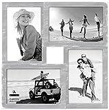 Best Malden Collage Picture Frames - Malden International Designs Puzzle Wall Collages Berkshire Graywash Review