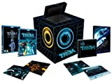 Tron / Tron Legacy 3D - Exklusiv Limited Collector's Edition inkl. Soundtrack [Daft Punk] - [Blu-ray+DVD]