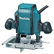 Makita RP0900X 110V 1/4/ 3/8-inch Plunge Router