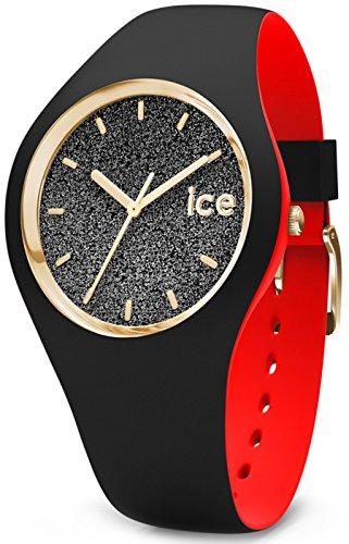 Reloj Ice Watch unisex negro/rojo