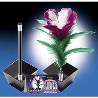 Aparición de flor con la varita - Juego de Magia de Loftus