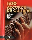 500 accords de guitare