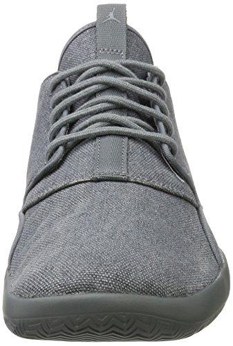 Nike Jordan Eclipse, Baskets Basses Homme Gris (Cool Grey/Cool Grey-Cool Grey)