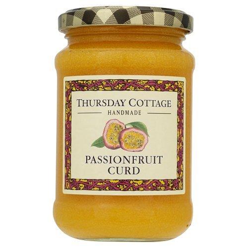 Thursday Cottage Preserves Passion Fruit Curd, 310g