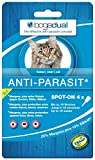 Bogadual UBO0542 Anti-Parasit Spot-On Katze, 4 x 0.75 ml