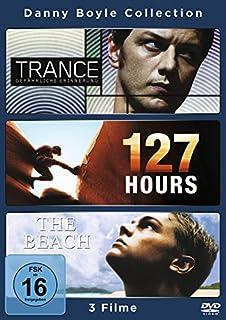 Trance - Gefährliche Erinnerung / 127 Hours / The Beach [3 DVDs]