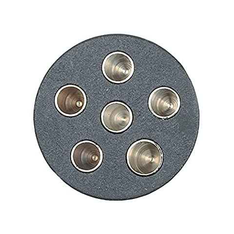 Hopkins 48405 6 Pole Round Connector Set by Hopkins Towing Solutions