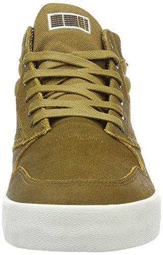 Element Topaz C3 Mid Herren Sneakers, Baskets Basses Homme Marron - Braun (4299 Curry Ntv)