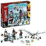 LegoNinjago70678 Festung im ewigen Eis, Bauset - LEGO