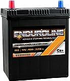 055 Enduroline Autobatterie 12V 40Ah