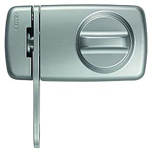 ABUS Tür-Zusatzschloss mit Sperrbügel 7030 S, silber 532993