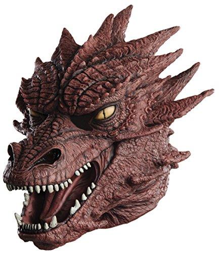 Máscara de Smaug The Hobbit para adulto
