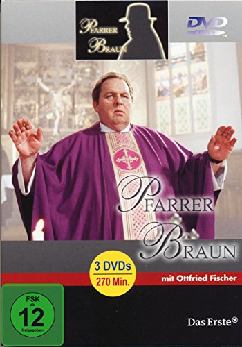 Pfarrer Braun - Box-Set 3 [3 DVDs]