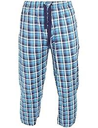 Jason Jones - Pantalones de Pijama a Cuadros para Hombre
