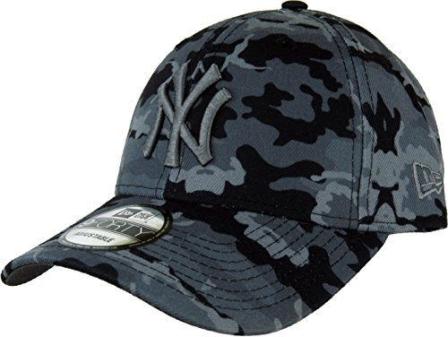 the latest 550ea ca890 New Era Dad NY Yankees Casquette Homme, Gris, FR (Taille Fabricant   OSFA