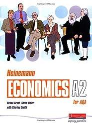 Heinemann Economics for AQA: A2 Student Book