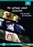 BBC Earth - the Natural World Collection - planet of the apes (1 DVD)