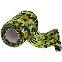 Haftbandage Selbsthaftende Bandage/Fixierbinde 7,5 cm x 4,5 m Camouflage Grün preisvergleich bei billige-tabletten.eu
