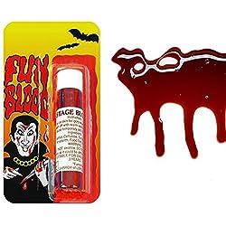 30ml vial de sangre falsa - Farsa y juego - el cine teatro de accesorios - efectos especiales de maquillaje de Halloween del vampiro