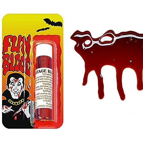 30ml vial de sangre falsa - Farsa y juego - el cine teatro de accesorios - efectos especiales de maquillaje de Halloween del