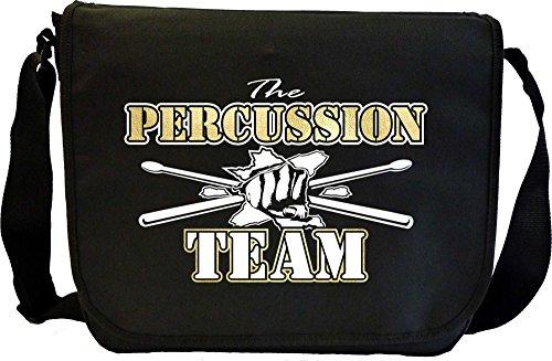 Drum Fist Sticks Team Percussion - Sheet Music Document Bag Musik Notentasche MusicaliTee