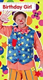 Something Special Mr Tumble Birthday Girl Greeting Card