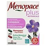 Vitabiotics Menopace Plus, 56 Tablets