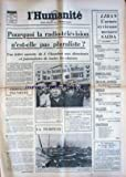 Telecharger Livres HUMANITE L du 16 10 1976 LIBAN L ARMEE SYRIENNE MENACE SAIDA CHINE CANADA CG T IMMIGRATION IMPOTS CULTURE TRAIN FOOT TELEGRAMME DE G MARCHAIS A FIDEL CASTRO (PDF,EPUB,MOBI) gratuits en Francaise