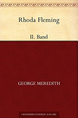 Rhoda Fleming. II. Band