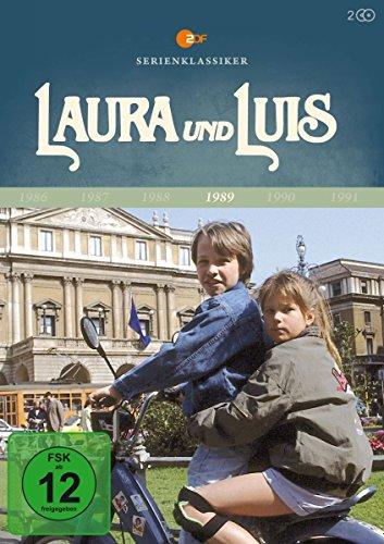 Bild von Laura und Luis - Die komplette Serie [2 DVDs] [ZDF Serienklassiker]