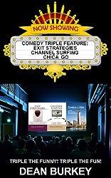 Comedy Triple Feature: Triple The Funny! Triple The Fun! (English Edition)