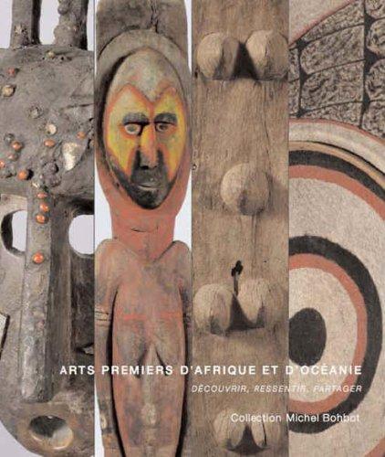 Arts premiers d'afrique et d'oceanie par Collectif