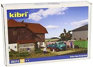 Kibri - Edificio para modelismo ferroviario