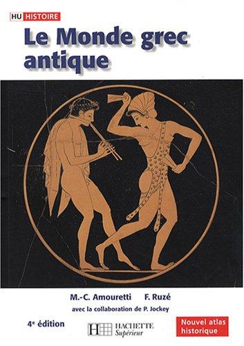 Le Monde grec antique : Des palais crtois  la conqute romaine