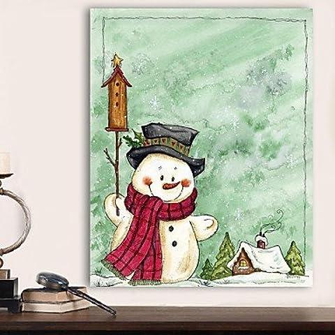 Piteng™ decorazioni natalizie Stampa trasferimenti su tela