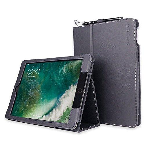 iPad Air 2 Hülle (Flussblau ), Snugg - Smart Case mit lebenslanger Garantie + Sleep / Wake Funktion
