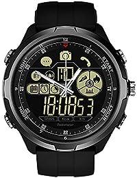 TianranRT Zeblaze VIBE 4 HYBRID Smart Watch téléphone Sport, noir