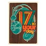 Hallmark 17. Geburtstag Karte für Ihn