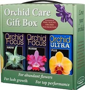 Kit regalo per la cura delle orchidee (3 x 300 ml)