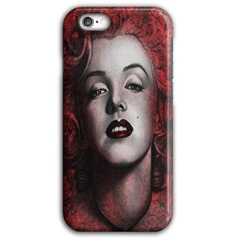 Marilyn Monroe Wellcoda Weiblich Schönheit iPhone 6 Plus / 6S Plus Hülle | Wellcoda