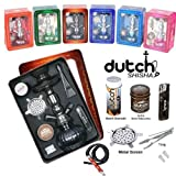 Dutch Shisha Pijpen Waterpijp Kit Tobacco Free gearomatiseerd Soex 50g Charcoal Deal Huka