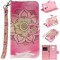 LG G3 Case, LG G3 Funda de piel, LG G3 Cover, Flip Wallet