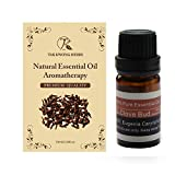 TKH 100% Pure Essential Oil Therapeutic Clove Bud Fragrance Oil Natural Plant Extracted (10ml 0.34 fl oz)