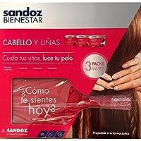 SANDOZ BIENESTAR TRIPACK CABELLO Y UÑAS